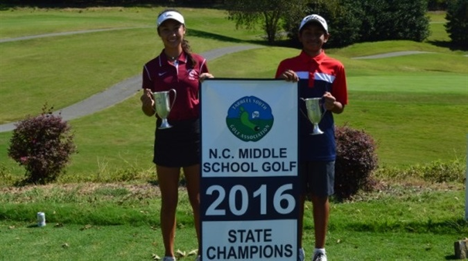 Cannon School Dominates At Nc Middle School Championship