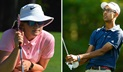 ADAM AND BHATIA NAMED 2018 N.C. JUNIOR PLAYERS OF THE YEAR