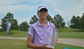 HERRING WINS BOJANGLES JUNIOR OPEN