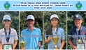 BUSSE AND KUE TAKE OVERALL TITLES IN TRIAD HIGH POINT JUNIOR OPEN